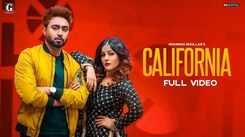 Latest Punjabi Song California Sung By Nishawn Bhullar and Priya