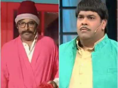 TKSS: Kapil Sharma returns as Rajesh Arora