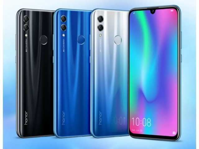 honor 10 lite: Honor 10 Lite with 24MP front camera to go on