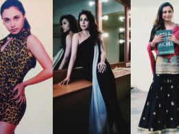 Rani Mukerji's amazing transformation over the years!