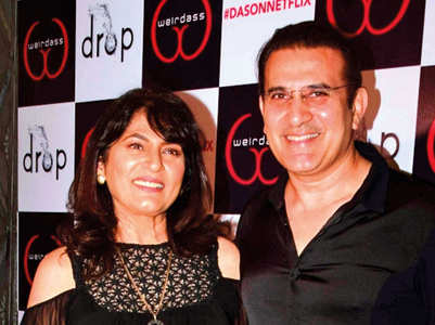 Archana Puran on working with hubby