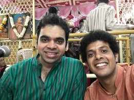 Do you know how Mahesh Kale and Rahul Deshpande became friends?