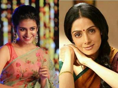 Priya: Sridevi is just name of my character