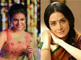 Priya Prakash Varrier: Sridevi is just the name of my character in the movie