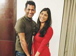 Vishal, Anisha confirm wedding
