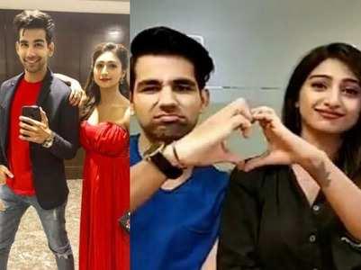 Mohena Singh misses Rishi Dev