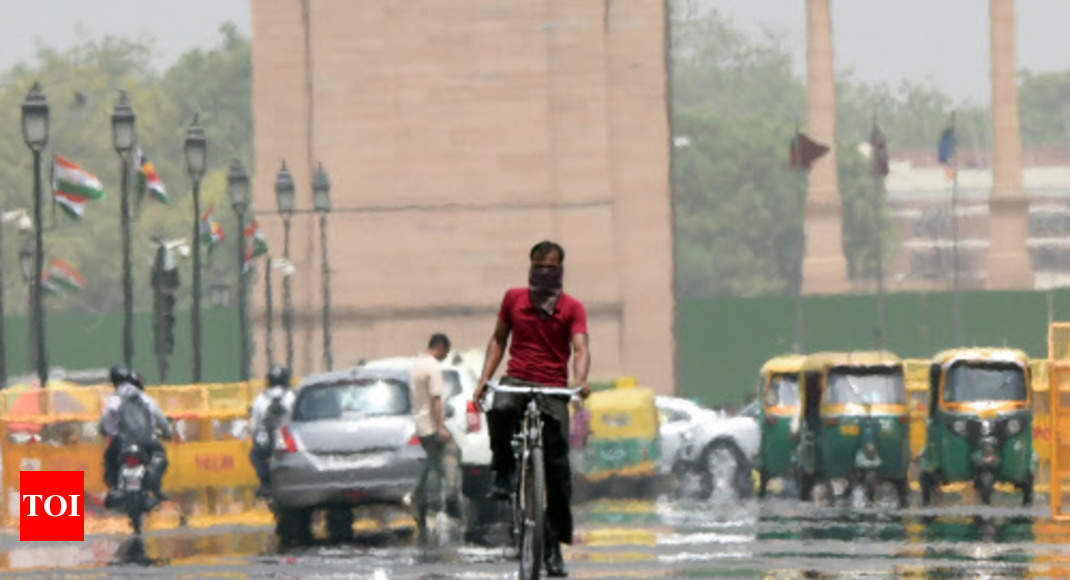 2018 sixth-warmest year in India, says IMD
