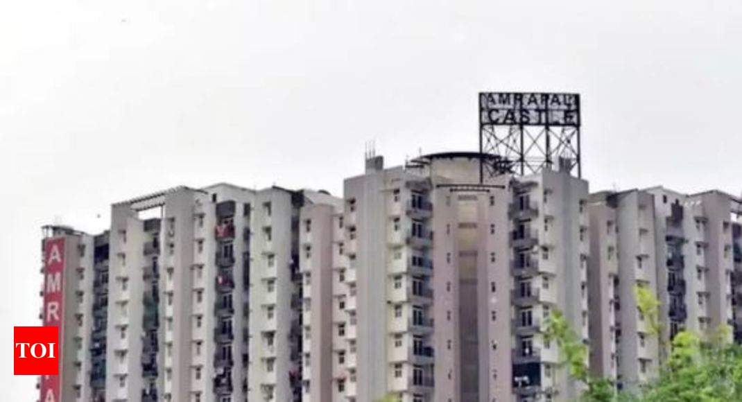 Amrapali sold flats at Re 1/sq ft on paper, rest in black, SC told