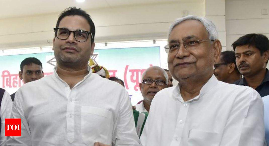 Amit Shah asked me twice to induct Prashant Kishor into JD(U): Nitish