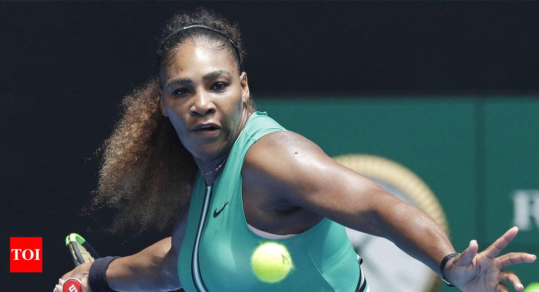 Serena Williams Faces Off With Eugenie Bouchard As Novak Djokovic