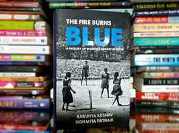 Micro review: 'The Fire Burns Blue' presents a colourful history of women's cricket in India that will inform and enthral most readers