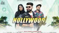 Latest Punjabi Song Hollywood Girl Sung By Vjazzz