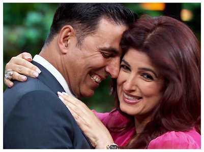 Twinkle reveals what Akshay didn't get her