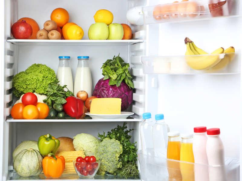 Best ways to store food in your fridge: Fruits, Vegetables, Milk ...
