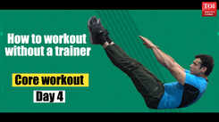 How to workout without a trainer - DAY 4