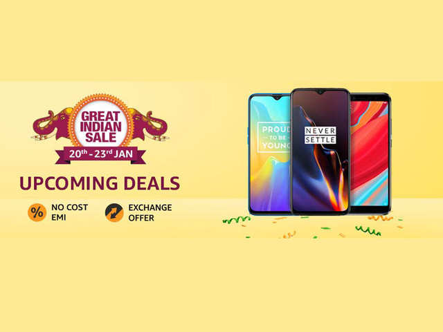 Get discounts on Xiaomi Mi A2, iPhone X, Samsung Galaxy S9 and Vivo V9 Pro during Amazon Great Indian Sale