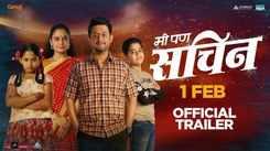 Me Pan Sachin - Official Trailer
