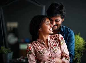 Pearle and Srinish get engaged