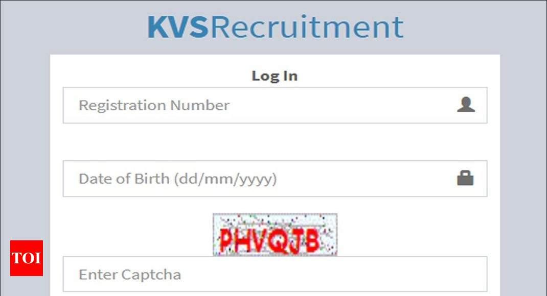 KVS Teacher Recruitment 2019: Download interview call letter