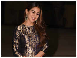 Watch: Sara Ali Khan preps for a performance at a wedding in this throwback video