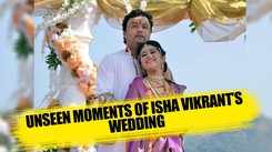 Tula Pahate Re: Making of Vikram- Isha's wedding, watch unseen moments
