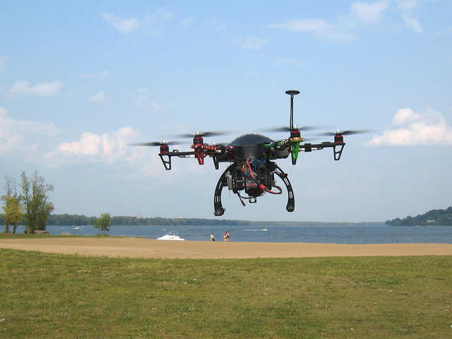 Industry analysts said the technology is available and can be retrofitted in the existing drones too.