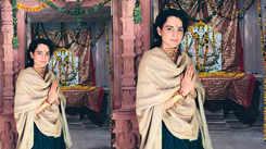 Kangana Ranaut dedicates temple in hometown Mandi to ancestors and locals
