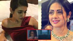 The 'wink girl' Priya Prakash Varrier finally reacts on 'Sridevi Bungalow', says film is not based on late Sridevi's life