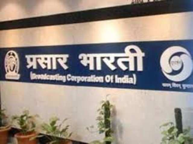 Prasar Bharati says OTT content firms must show DD channels