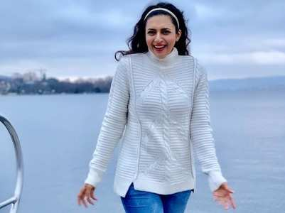 YHM's Divyanka excited to be solo anchor
