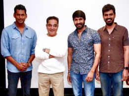 Team Vishal invites Kamal Haasan for 'Ilaiyaraja 75'
