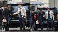 Priyanka Chopra and Nick Jonas walk hand-in-hand as they arrive in Los Angeles