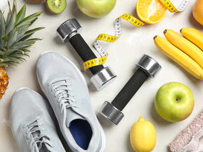 Diet is more important than exercise for weight loss!