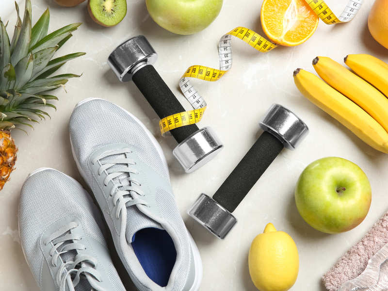 Image result for exerciign and dietiting