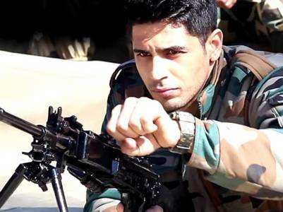 Sidharth on the biopic based on Vikram Batra