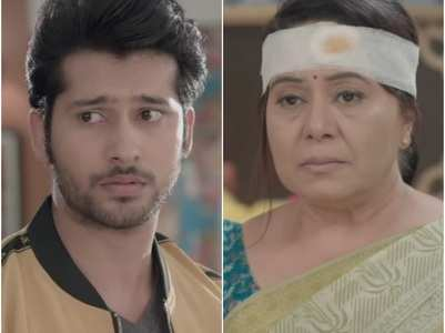 Namish saves Neelu Vaghela from accident