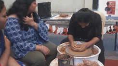 Pottery making workshop