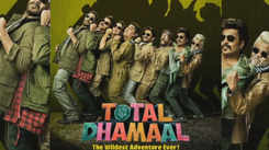 'Total Dhamaal' first poster out, get ready for wildest adventure ever