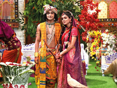 Reel Radha-Krishna couple in real life, too
