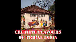 An Ode to Tribal art at the Craft Mela