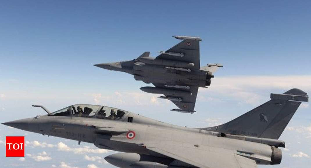 Govt rejects Congress charges on Rafale deal, says media report 'factually inaccurate' -