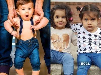 TV kids who are tough competition to Taimur