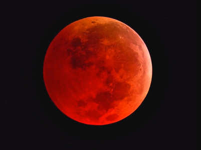 Lunar Eclipse: Diet beliefs, myths and things to keep in mind