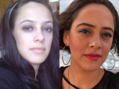 Hazel Keech reveals her battle with depression