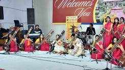 University Maharani College's annual youth fest 'Veethika 2019' kicks off on a high note