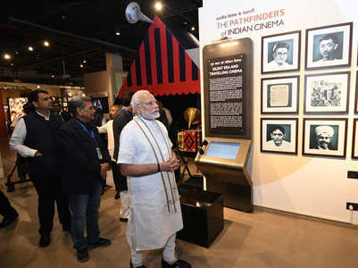PM Modi: Films, society reflect each other