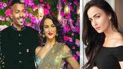 Elli AvrRam reacts to ex-beau Hardik Pandya's sexist comments