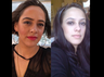 Photo: Hazel Keech stuns fans with her motivational #10yearchallenge story