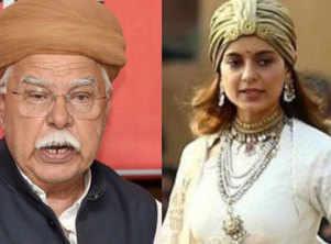 Karni Sena chief slams Kangana Ranaut