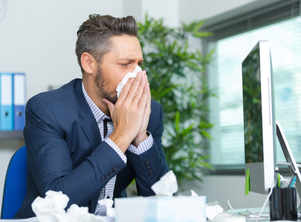 Tips to stay flu-proof at work